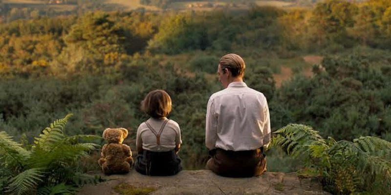 Get introduced to the story behind Winnie the Pooh in this trailer for Goodbye Christopher Robin 4