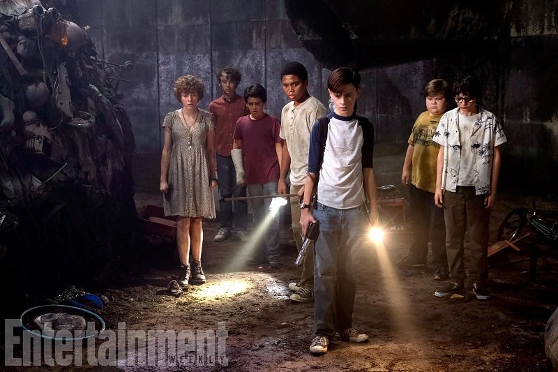 More images released for the new film adaptation of Stephen King's It 7
