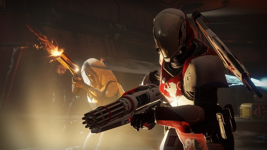 Destiny 2's latest patch adds in Faction Rallies and a reduced Call to Arms grind 2