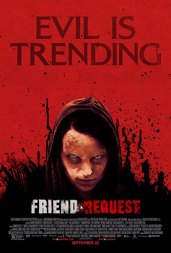 Social media is cursed in this trailer for the horror Friend Request 4