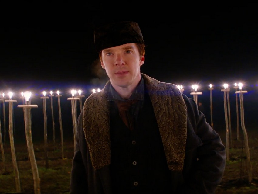 Watch Benedict Cumberbatch as Thomas Edison in electric first trailer for The Current War 4