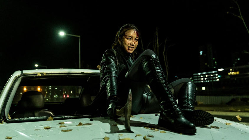 Get a taste of bloody revenge in first trailer for Korean action extravaganza The Villainess 3