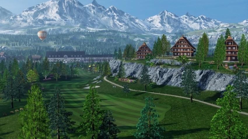 Everybody's Golf review - Egalitarian appropriation of an elitist sport that's worth celebrating 7