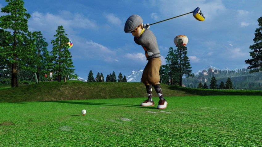 Everybody's Golf review - Egalitarian appropriation of an elitist sport that's worth celebrating 8