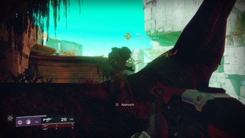 Destiny 2: Where is Xur (and whats he got for sale?) – 13 October 5