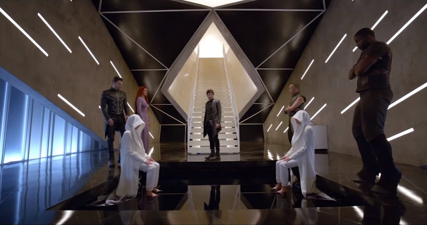 Those early reviews were right - Marvel's Inhumans is terrible 8