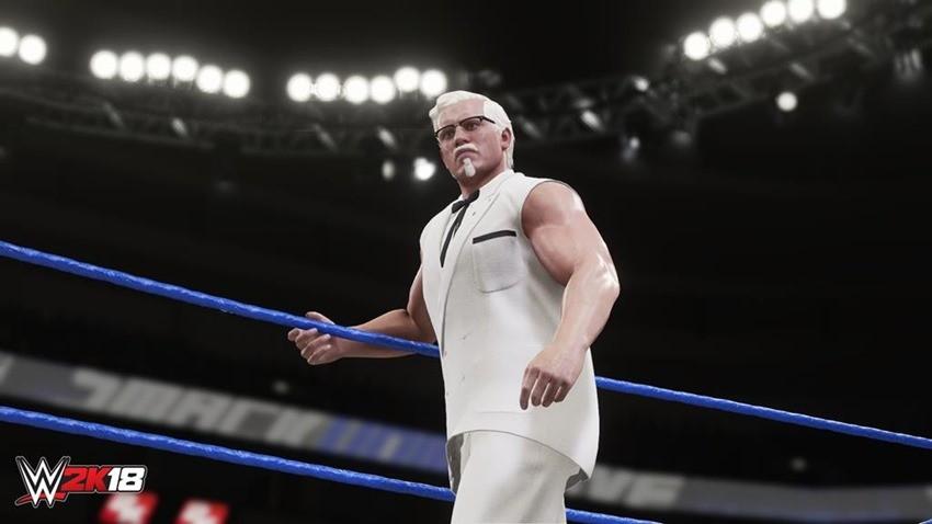 KFC WWE (1)