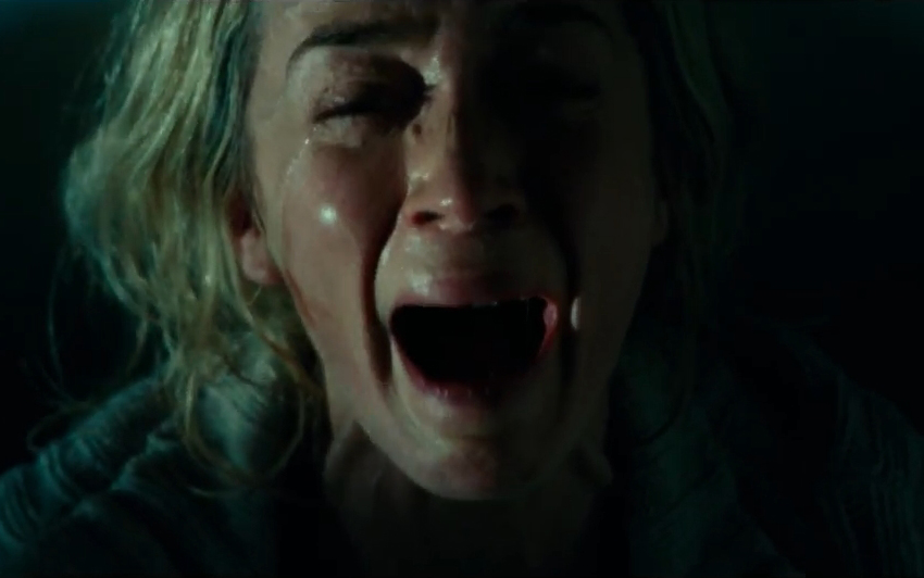 This first trailer for nail-biting thriller A Quiet Place is both silent and deadly 5