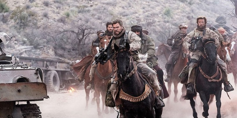 And the winner of our 12 Strong signed posters are... 4