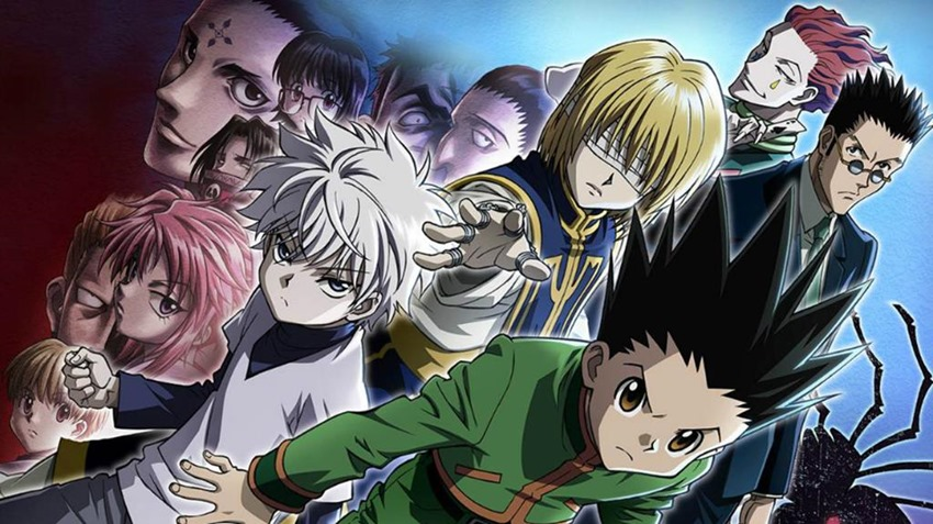 Hunter X Hunter Officially Returns To Print In January 2018