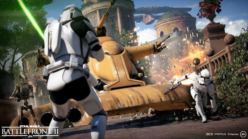 Star Wars Battlefront II DLC season 1 detailed