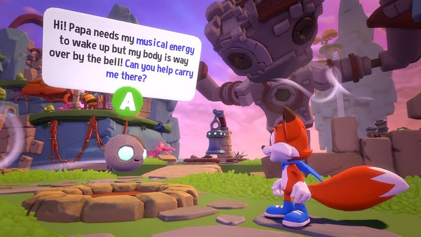 Super Lucky's Tale (2)