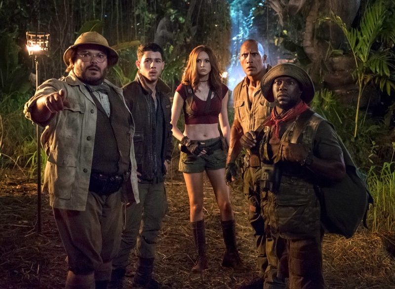 Jumanji: Welcome to the Jungle review - The best movie surprise of 2017 12