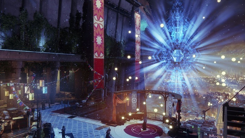 Destiny 2 is getting The Dawning next week