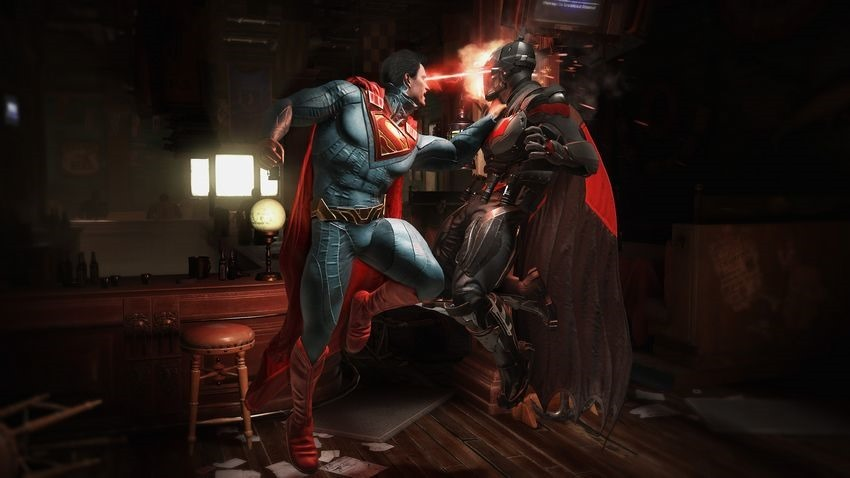 Injustice 2 Legendary Edition Review – Just Us League 13