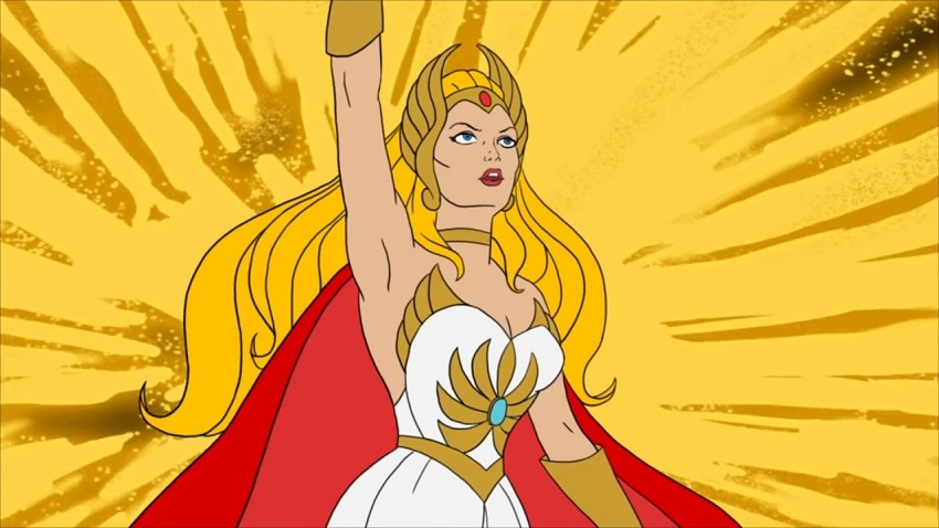 Netflix announces six new animated series, including a She-Ra reboot, coming in 2018 6