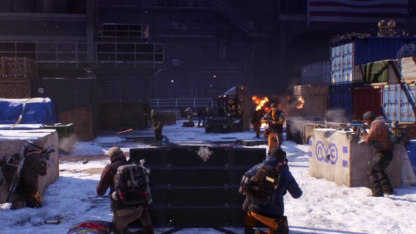 The Division Resistance (2)
