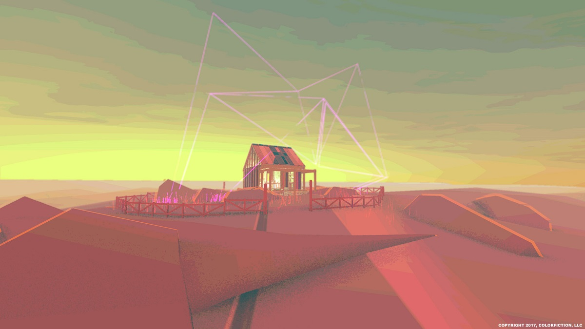 Go walkabout in trippy indie title 0°N 0°W 2