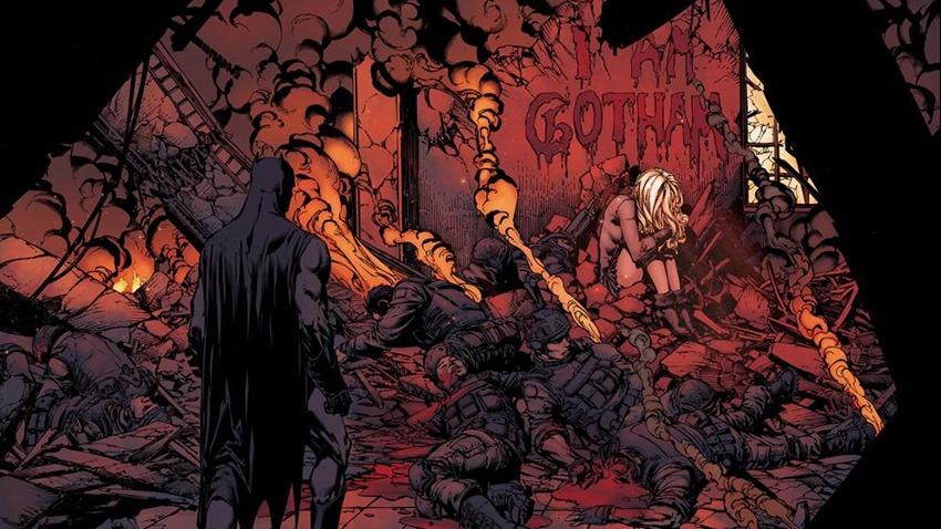 DC Comics Sanctuary (2)