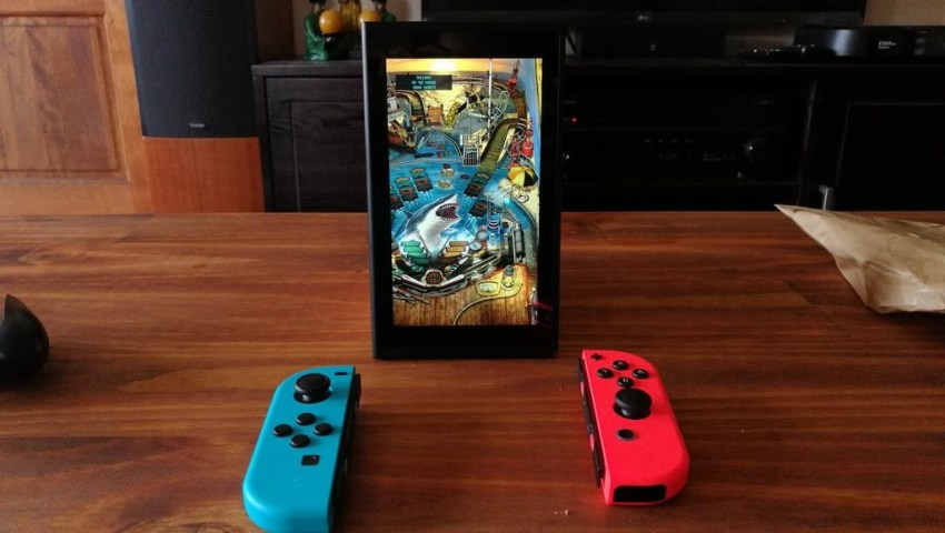 Pinball FX 3 Switch Review – It's flipping great 3