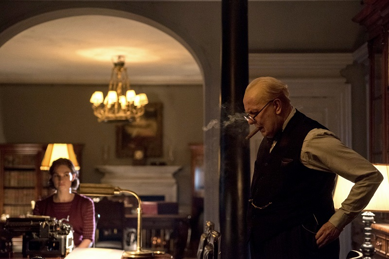 The Darkest Hour Review - A rousing tribute to Churchill's finest moment 7