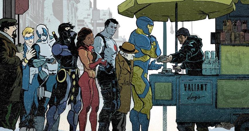 Valiant Comics (3)