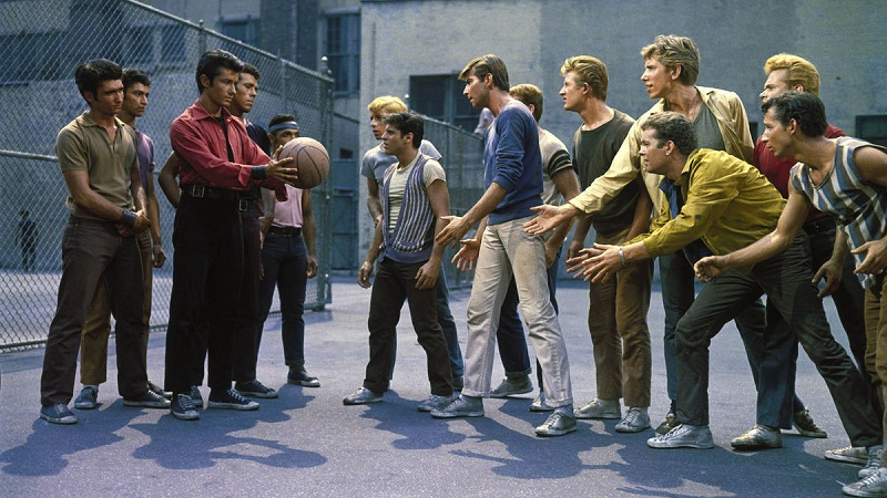Steven Spielberg is considering doing a remake of West Side Story 4