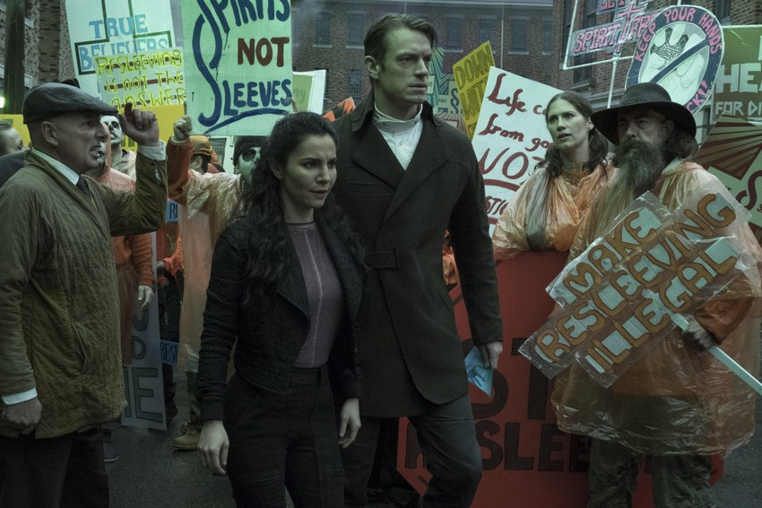 Altered Carbon review - All the DNA of great science-fiction with some missing links 11