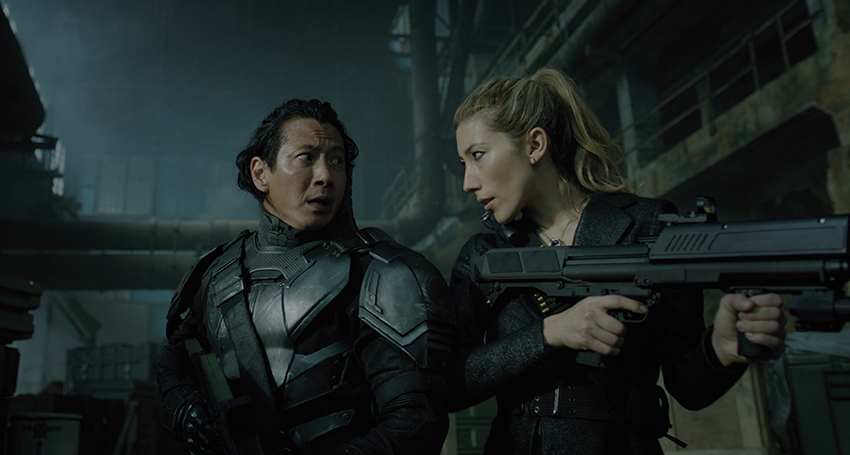 Altered Carbon review - All the DNA of great science-fiction with some missing links 10