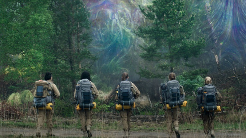 Annihilation review - Alex Garland returns with visually stunning, brainy science-fiction 4