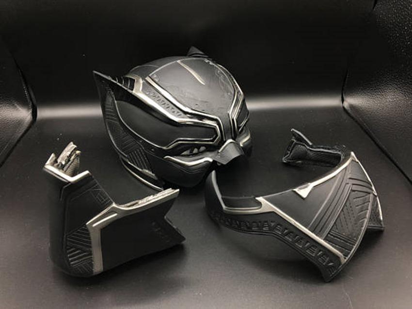 Black Panther Helmet1
