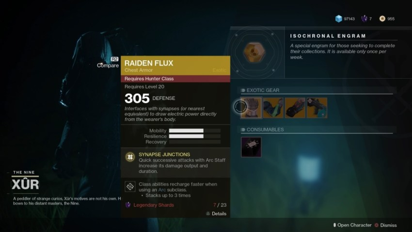 Destiny 2: Where is Xur (and whats he got for sale?) – 09 February 6