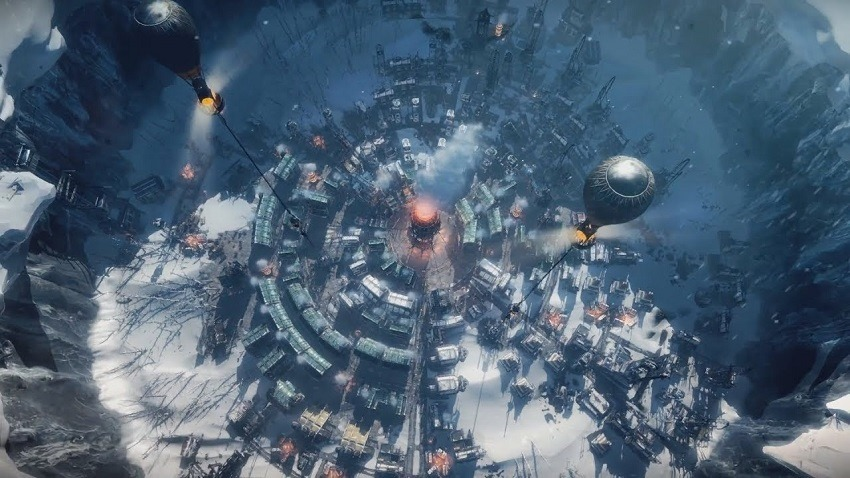 Frostpunk still on track for March release