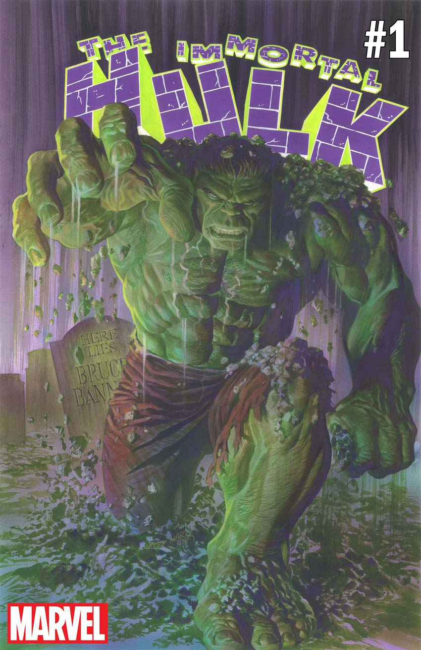 The Immortal Hulk sees the original jade Goliath return as an unkillable monster 2