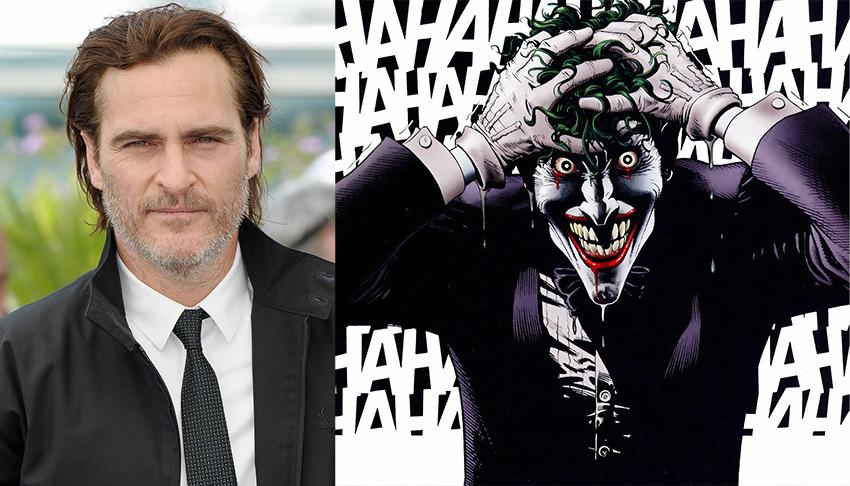Joaquin Phoenix could star in Todd Phillips' standalone Joker origin movie 3