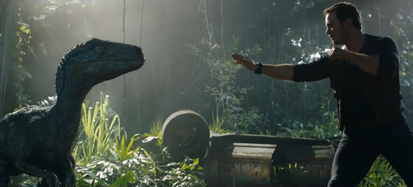 This Super Bowl trailer for Jurassic World: Fallen Kingdom shows off a scary future 4