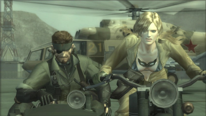 Metal Gear Solid HD collection isn't in development for PS4 2