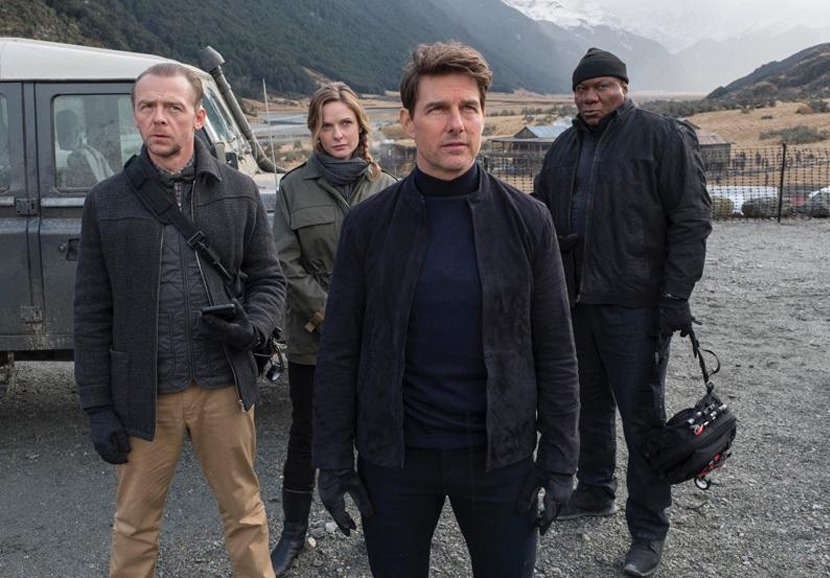First reactions and reviews for Mission: Impossible - Fallout call it the best action movie since Mad Max: Fury Road 2