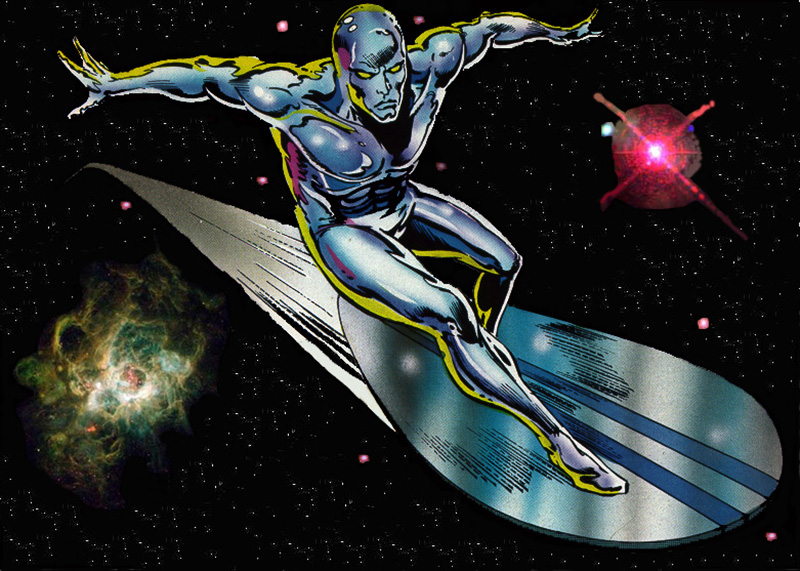 Fox developing Silver Surfer standalone movie; plus more X-Men films added to schedule 4