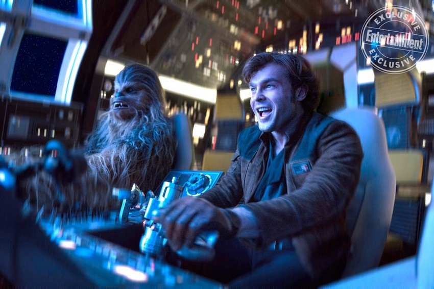 First official character/plot details for Solo: A Star Wars Story revealed 10