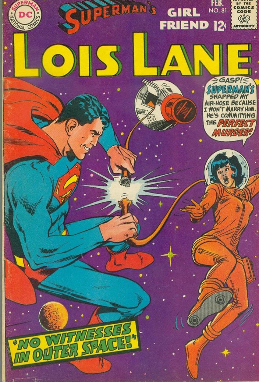 Superman comics (6)