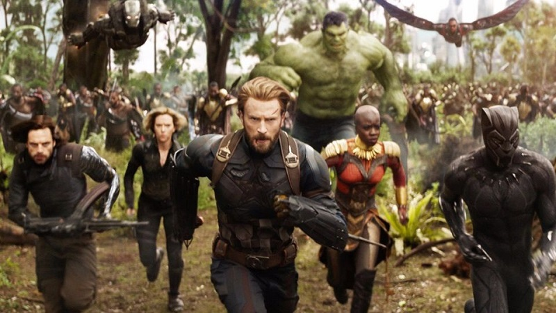 Marvel is celebrating their 10-year anniversary in this new clip 3