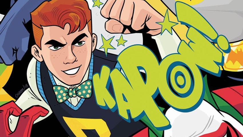 Archie Batman (3)