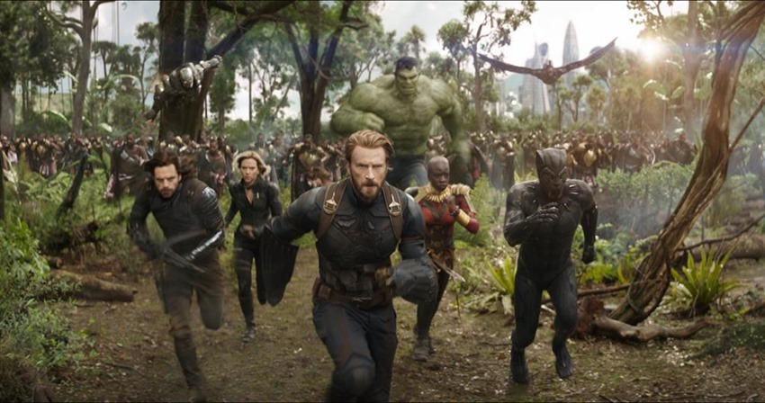 Avengers: Infinity War review – An emotional, jaw-dropping superhero spectacle a decade in the making 3