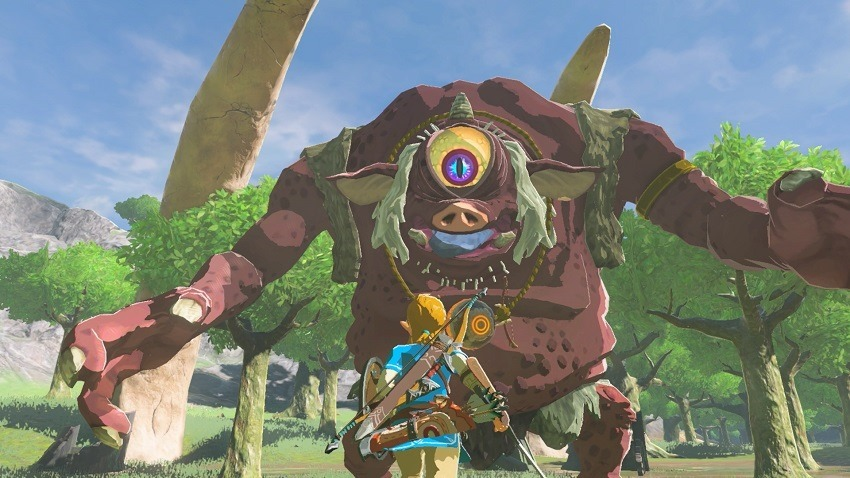 Breath of the Wild wins big at GDC Awards 2