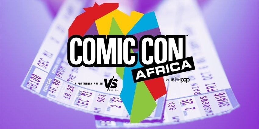 Comi Con Africa - Top 10 things I recommend you check out this weekend 5