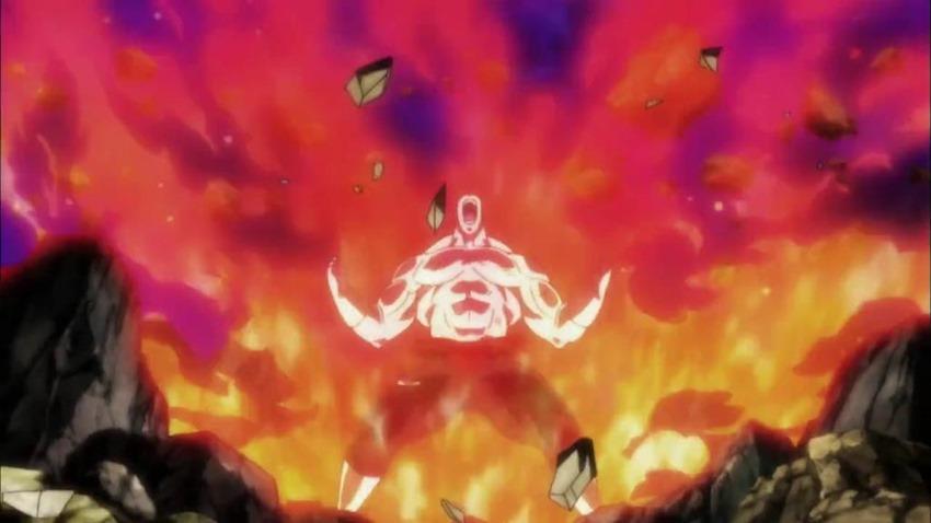 Son Goku Ultra Instinct Vs Jiren Novocom Top