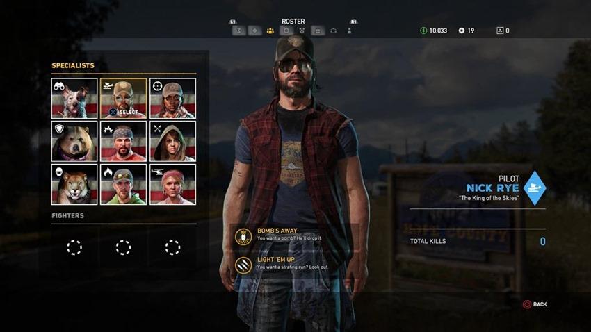 Far Cry guns for hire (2)