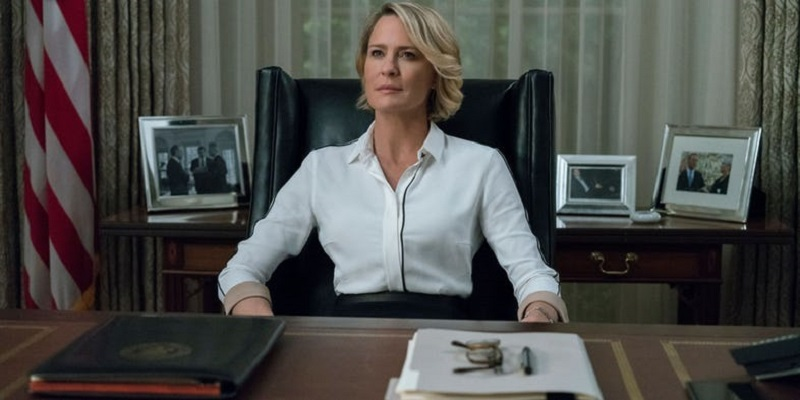 It's life without Frank in Netflix's first trailer for the final season of House of Cards 2