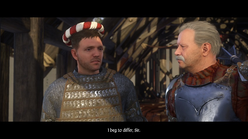 Kingdom Come: Deliverance review in progress part 2 - Czeching in 12